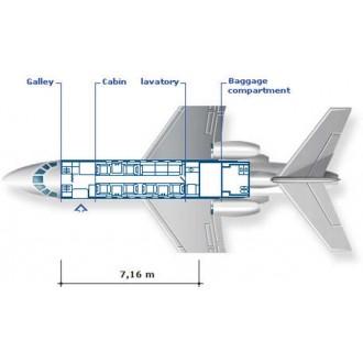 Dassault Falcon 50 EX