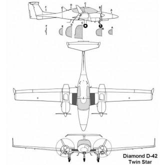 Diamond DA42 Twinstar