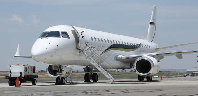 аренда самолета Embraer Lineage 1000