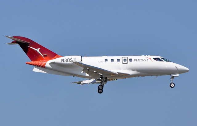 перелет самолетом SJ30-2