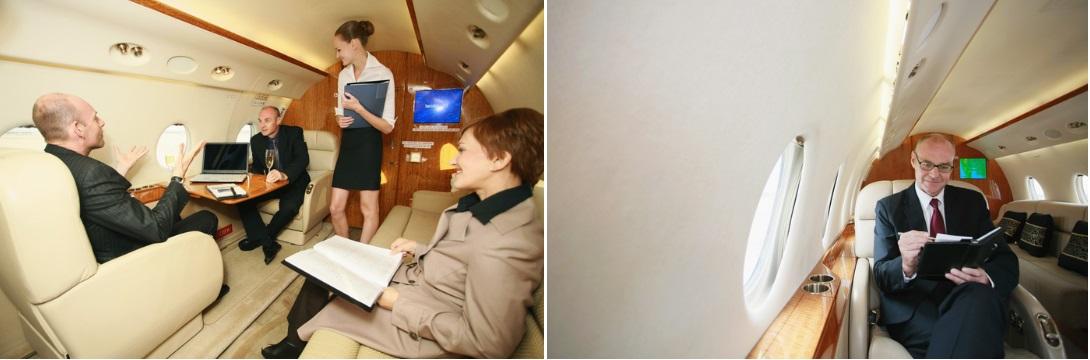 участики клуба бизнес авиации