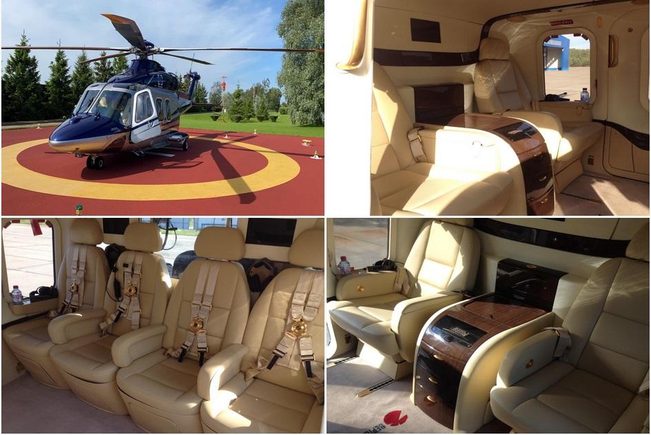 каталог вертолетов бизнес авиации