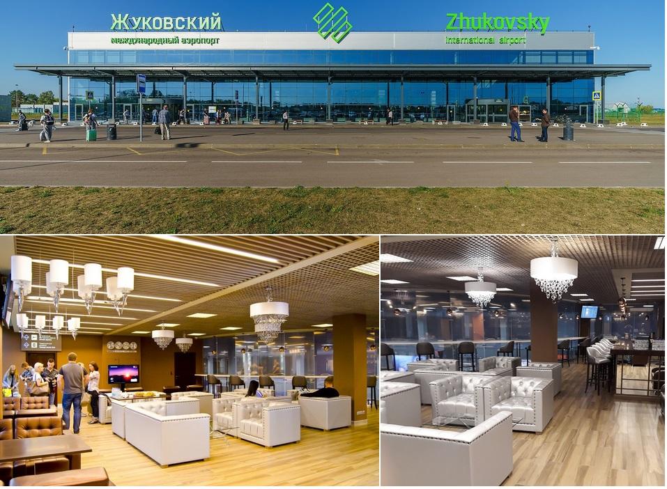 бизнес авиация Жуковский